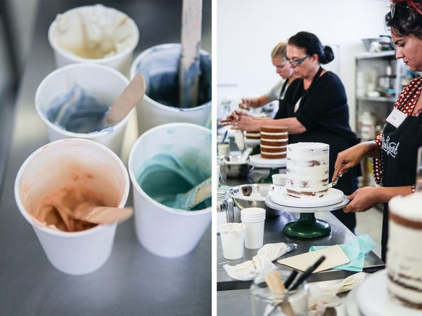 Sweet LionHeart's Cake Workshops in Cape Town